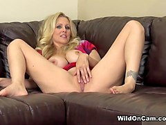 Julia Ann in Julia Ann Live - WildOnCam