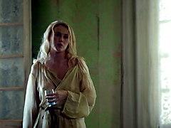 Jessica Parker Kennedy, Hannah New -  Black Sails S01E02