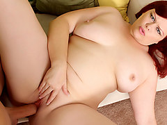 Marcy Diamond in Plump Pussy Is Plugged - JeffsModels