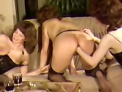 Horny Retro, Stockings adult movie