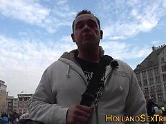 European hooker jizzed
