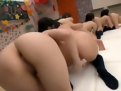 japanese schoolgirls after-school non-stop lesbian orgy (part 1)