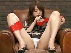 Crazy Japanese slut Akiho Yoshizawa in Best BDSM, Masturbation JAV movie