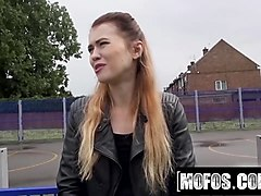 misha cross porn video - public pick ups