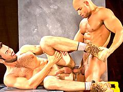 Clusterfuck! 2 XXX Video: Dario Beck, Sean Zevran