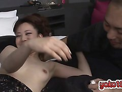 japan pornstar ass lick and cumshot