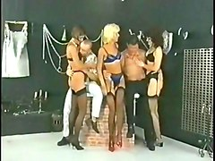 Ultra violet piss orgy