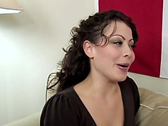 wankz- karmella seduces girl into bed