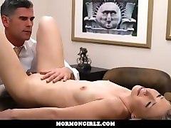 mormongirlz - naughty girlfriend fucked by older stranger