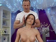 Barbara Bieber & George in Orgasm After Orgasm - MassageRooms