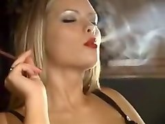 Horny Homemade record with MILF, Smoking scenes