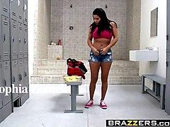 brazzers - big tits in sports -  basket whore scene starring