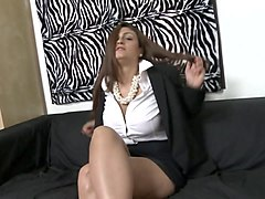 sex bomb mother suck and fuck big cock