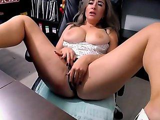Horny Slut Webcam Girl
