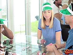 shane blair in poker night swap