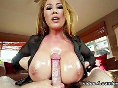 Best pornstar Kianna Dior in Exotic Facial, POV sex scene
