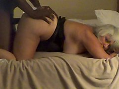monster bbc up my ass