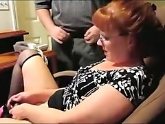 Incredible Homemade clip with MILF, Stockings scenes