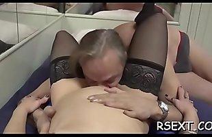 Horny guy has some hot joy with the amsterdam prostitutes