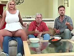 Hot Sexy Mom -My stepmom forced me to fuck