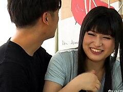 Haruka Manabe :: Fall In Love: Shy New Actress 1 - CARIBBEAN