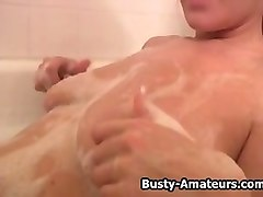 autumn, amateur, amateurs, shower, horny