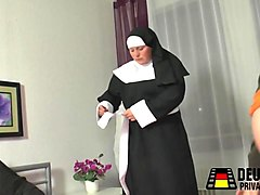 the bbw nun for joe