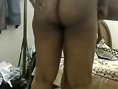 desi south aunty handjob and ass grope