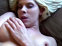 solo tit and toy play with dirty talk