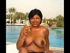 Sexy Aunty From Bradford, UK