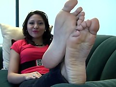 Foot fetish 9