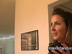 helenascockquest - i convince hubby to let me try bbc!!!