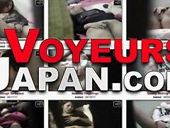 japanese babe gobbles