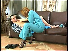 russian milf (fake nurse).