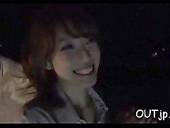 Mom Yuuko Shiraki who likes to feel cum all over her tits