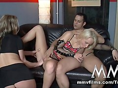 Hottest pornstar in Exotic Group sex, German sex clip