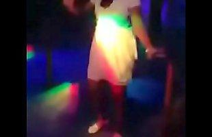 Swathi naidu enjoying and dancing in pub part-3