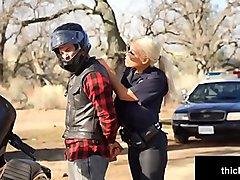 Bridgette B As Cop Fucking Charles Dera Dirty Bandit