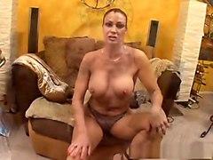 Best pornstar Vanessa Videl in hottest facial, swallow xxx movie