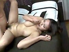 Exotic amateur Big Tits, Doggy Style sex scene