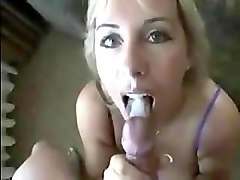 amateur swallow compilation 2