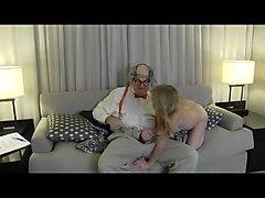 alyssa hart blowjobs old man