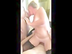 hot wife used by husband and friends