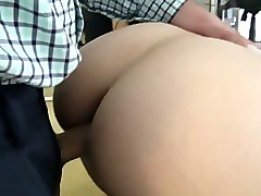 ginger banks 4k hd office sex