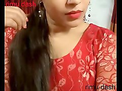 Rimu and Her Brother in Law Phone Sex (Bangla)