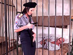 prison guard s fantasies fucking through the bars