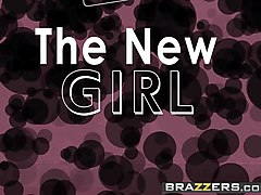 brazzers - big tits at work -  the new girl part 2 scene sta
