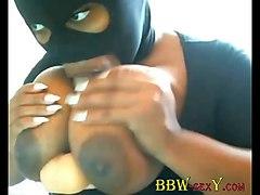 mask, big tit, ebony, amateurs, to big