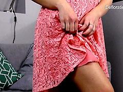 jennifer lorentz hot pussy rubbing