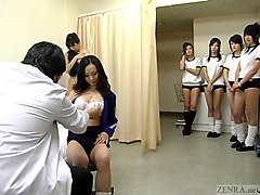 babes, in, asian, examination, doctor
